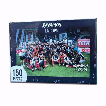 Imagen de ROMPECABEZAS RAYADOS CAMPEON COPA 2020
